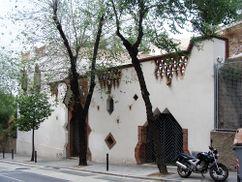 Finca Sansalvador, Barcelona (1909)