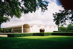 Museo de Arte Kimbell, Texas, Estados Unidos (1966-1972)