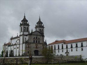 Monasterio de Tibães