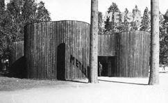 Pabellón Metsä en la Expo de Lapua (1938)