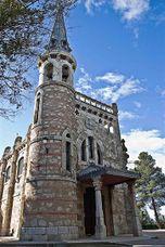 Ermita Rosario de Pastores, Huerta de Valdecarábano (1910)