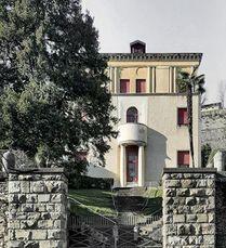 Casa para su padre, Bérgamo (1925-1927)