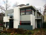 Casa Rietveld Schröder, Utrecht, Países Bajos (1924)