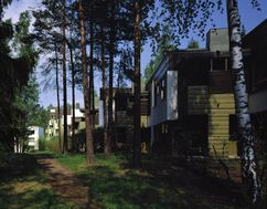 Urbanización Suvikumpu, Tapiola, Espoo (1962–1982)