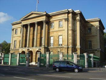 Apsley House, sede del Museo Wellington.