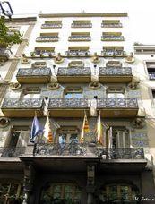 Casa Vicenta Vilaró de Torres, Barcelona (1882-1883)