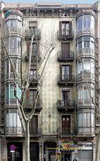 Edificio de viviendas en ronda Sant Antoni, Barcelona (1929)