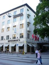 Edificio de apartamentos Atrium, Turku (1927)