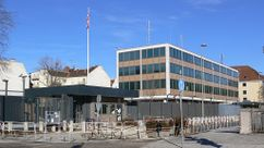 Consulado General Estadounidense en Munich (1957-1959)