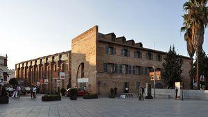 Exterior del museo.