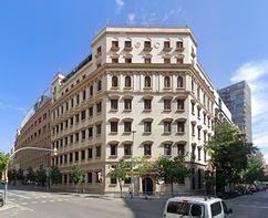 Colegio Balmes de la Escuela Pía, Barcelona (1929-1936)