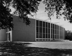 Museo de Bellas Artes, Houston (1958)