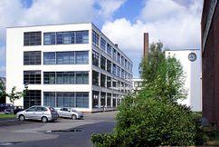 Fábrica Verseidag, Krefeld, Alemania (1935)
