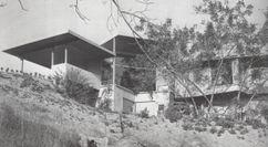 Casa Richard Lechner, Studio City, California (1948)