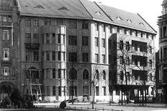 Edificio de viviendas en Steinplatz, Berlín (1906-1907)