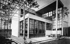 Casa estudio del escritor Arnold Zweig, Berlín (1929-1930)