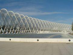 Complejo Deportivo Olímpico, Atenas, Grecia. (2001-2004)