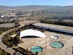 Universidad Mentouri, Constantine, Argelia (1969-1971)