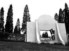 Monumentos funerario, Oyarzun, Guipúzcoa (1977)