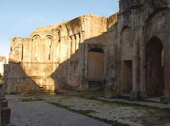 Ruinas de San Nicolás de Soria