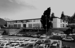 Escuela elemental Collina d'Oro, Montagnola (1979)