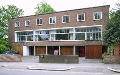 1-3 Willow Road, Hampstead (1940)