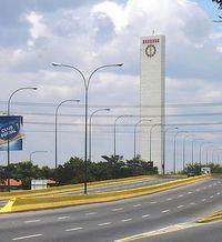 Obelisco de Barquisimeto.