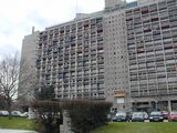 Unidad de Habitación de Firminy, Firminy, Francia. (1960)