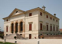 Villa Caldogno, Caldogno (1542-1567)