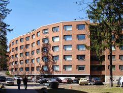 Residencia de estudiantes TKY2, Otaniemi (1963-1966)