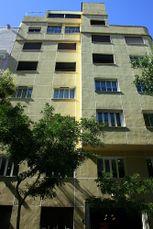 Residencias Riscal, viviendas amuebladas, Madrid (1935-1944)