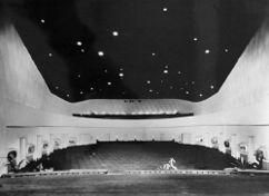 Cine Capitol, renovación del cine Universum de Erich Mendelsohn (1948-1952)