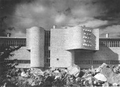 Fábrica de cartón, Avesta (1951-1953)