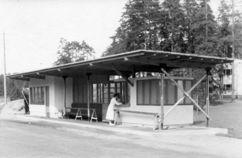 Estación de autobuses de Sunila (1936)
