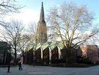 Iglesia de Cristo (Bochum) de Dieter Oesterlen