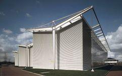 Oficinas en Stockley Park, Uxbridge, Reino Unido (1987-1989)