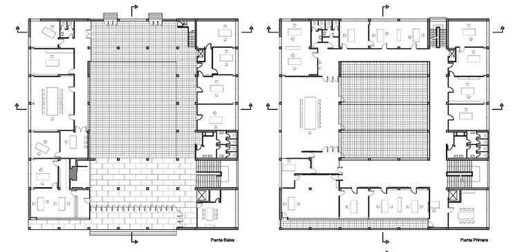 Giuseppe Terragni.Casa del Fascio.Como.Planos1.jpg