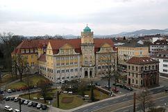 Hessisches Landesmuseum en Kassel (1907-1912)