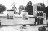 Pabellón itinerante de las Industrias Soviéticas (1926-1929)