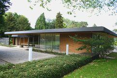 Bungalow de Canciller en Bonn (1963-1966)