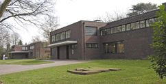 Casa Lange y Casa Esters, Krefeld, Alemania (1928–1930)