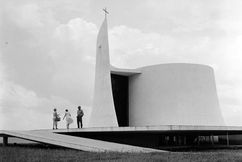 Capilla del Palacio de Alvorada, Brasilia (1958)