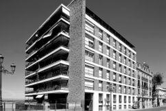 Viviendas en Calle Bailén, Madrid (1958-1960)