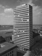 Sede Mannesmann, Düsseldorf (1951-1956)