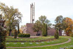 Iglesia de la Cruz, Lahti (1969-1979)