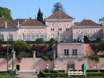 El Palacio Nacional de Belém