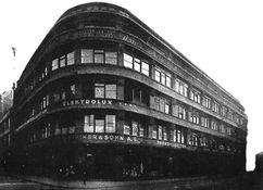 Edificio de oficinas en Breslavia (1909)