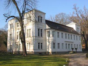 Vista exterior del palacio