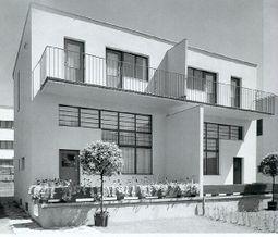 Adolf Loos: Casas 49-50 y 51-52. Woinovichgasse 13 - 19