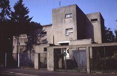 Casa Kriebel, Breslavia, Polonia (1927)